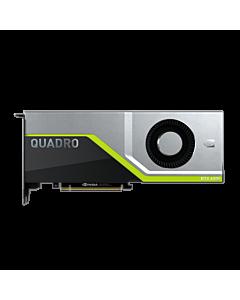 PNY NVIDIA Quadro RTX 6000, 24GB GDDR6, (384 Bit), 4xDP, VirtualLink