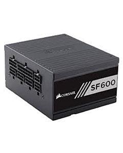 Sursa Semi-Modulara Corsair SF600, 600W, 80 PLUS Gold, ATX 2.4, PFC Activ, Negru