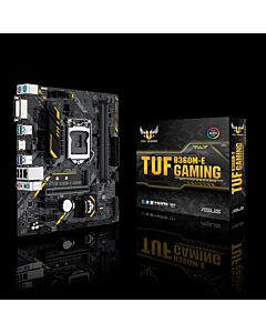 Placa de baza ASUS TUF B360M-E GAMING, Socket 1151