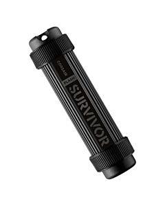 USB Flash Drive Corsair, 32GB, Survivor Stealth, USB 3.0, Negru