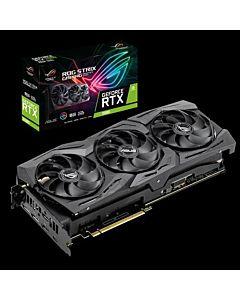 Placa video Asus NVIDIA ROG-STRIX-RTX2080-8G-GAMING, GeForce RTX 2080, GDDR6 8GB, 256-bit