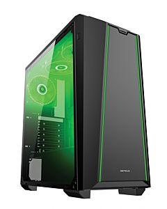 Carcasa PC Serioux TYRON, Middle Tower, ATX / micro ATX / ITX, fara sursa