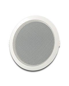 Qoltec Ceiling speaker 5'', RMS 3W, 8 Om, White
