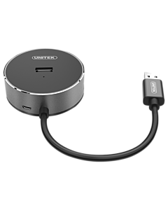 Hub Unitek Y-2197, 3x USB 2.0, audio