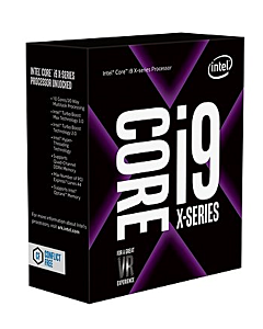 Intel Core i9-7920X, Dodeca Core, 2.90GHz, 16.5MB, LGA2066, 14nm, 160W, TRAY