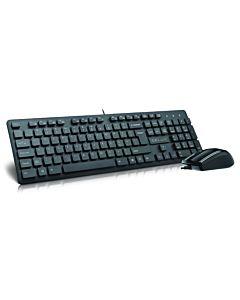Kit Tastatura + Mouse Delux Ka150u