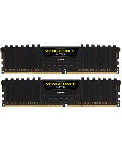 Memorie Corsair Vengeance LPX black, DDR4, 3000Mhz, 8GB (2 x 4GB), CL16, Black