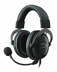 Casti Gaming HyperX Cloud II 7.1 Gun Metal