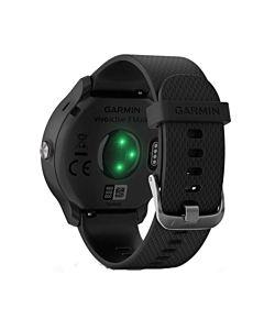 Ceas smartwatch Garmin Vivoactive 3 Music, HR, GPS, Silicone Black