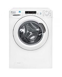 Masina de spalat rufe Candy CS4 1172D3 / 1-S, Slim, 7 kg, 1100 rpm, 2D display, NFC, SmartTouch, Clasa A +++, Alb