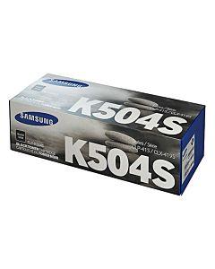 Toner Samsung CLT-K504S, Black