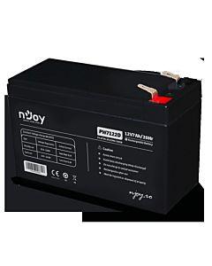 Acumulator nJoy VRLA, 12V, 7Ah