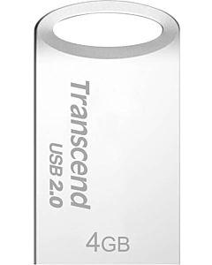 Transcend USB 4GB Jetflash 510 USB 2.0, Silver