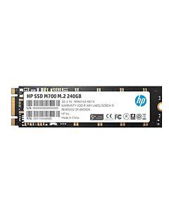 HP SSD M700 240GB, M.2 SATA, 560/515 MB/s, IOPS 75K/80K, MLC