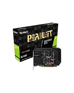 Palit GeForce GTX 1660 Ti StormX, 6GB GDDR6 192bit, HDMI, DVI, DP