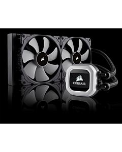 Cooler CPU Corsair H115i PRO RGB, racire cu lichid, ventilator 2x140mm