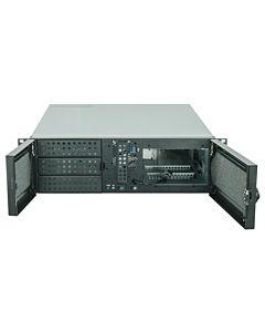 Carcasa PC Chieftec UNC-310A-B, sursa 400W (PSF-400B)