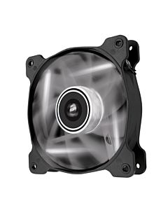 Cooler carcasa Corsair AF120 LED Low Noise, 1500 RPM, Triple Pack, Alb