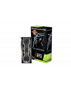 Placa video Gainward GeForce RTX 2070 Phantom GS, 8GB GDDR6, HDMI, 3xDP, USB-C