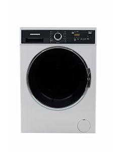 Masina de spalat rufe Heinner HWM-V914T, 9 Kg, 1400 RPM, Clasa A+++, Display Digital, Touch control, Sistem Eco Logic, 60 cm, Alb