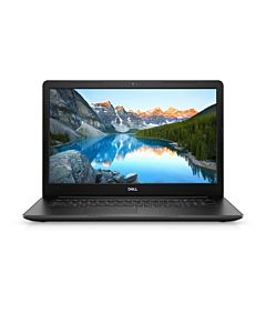 Laptop Dell Inspiron 3793, 17.3-inch FHD (1920x1080) Anti-Glare LED-Backlit Non-touch WVA Display, LCD Back Cover for Non-Touch Display - Black, 10th Generation Intel(R) Core(TM) i7-1065G7 Processor (8MB Cache, up to 3.9 GHz)