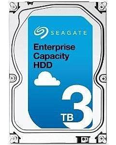 Seagate Exos 7E8, 3.5'', 3TB, SATA/600, 7200RPM, 128MB cache
