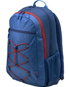Hp 15.6 Active Backpack (marine Blue/cor