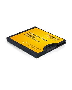 Delock Compact Flash Adapter for SD / MMC Memory Cards