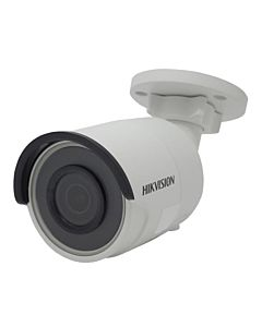 Camera de supraveghere Hikvision IP Bullet Outdoor, DS-2CD2045FWD-I (2.8mm), 4MP, EXIR, pana la 30m, IP67, DC12V si PoE