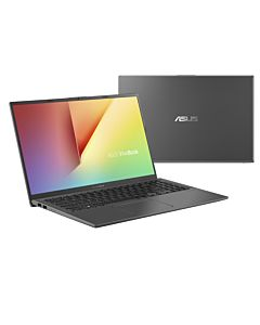 Notebook / Laptop ASUS 15.6'' VivoBook 15 X512UA, FHD, Procesor Intel® Core™ i3-8130U (4M Cache, up to 3.40 GHz), 8GB DDR4, 256GB SSD, GMA UHD 620, No OS, Grey