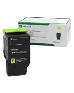 Lexmark 78C20Y0 Toner Cartridge Yellow