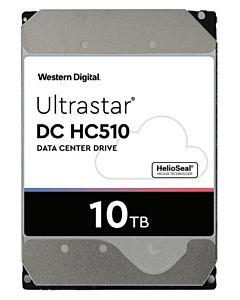 Western Digital Ultrastar DC HC510, 3.5', 10TB, SATA/600, 7200RPM, 256MB cache