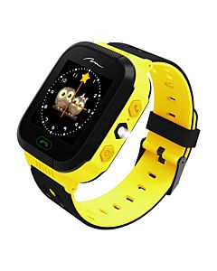 KIDS LOCATOR GPS 2.0 MT858 - tracking watch for kids, color display, geofence