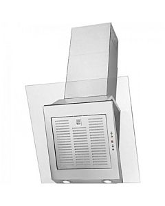 Hota decorativa OKC641SH 340m3h comanda soft-touch 3 trepte de putere Inox
