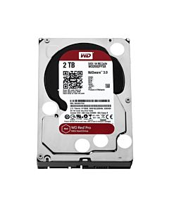 HDD WD Red Pro rev2, 2TB, 7200rpm, 64MB cache, SATA III