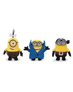 Minions Figurina din plus costumat, diverse personaje