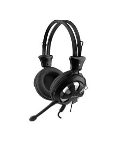 Casti+mic A4tech Hs-28 Silver/black