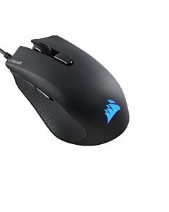 Corsair Harpoon RGB PRO FPS/MOBA Gaming Mouse, Black, 12000 DPI, Optical