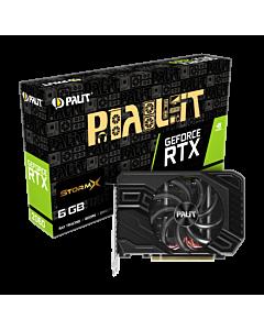 PALIT GeForce RTX 2060 StormX ITX, 6GB GDDR6, HDMI/DP/DVI