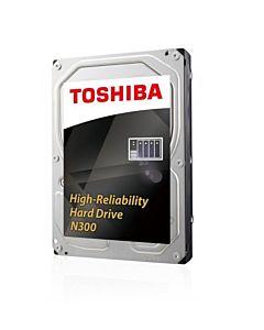 Internal HDD Toshiba N300, 3.5'', 6TB, SATA/600, 7200RPM, 128MB cache, BOX