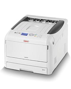 Imprimanta laser OKI C823n