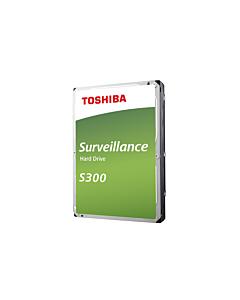 Internal HDD Toshiba S300, 3.5'', 6TB, SATA/600, 7200RPM, 128MB cache