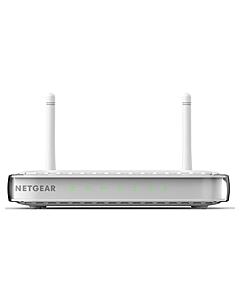 Netgear Router Wireless-N300 cu Antene Externe (WNR614)