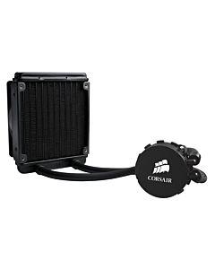 Cooler procesor Corsair H55, Racire lichid, compatibil Intel/AMD, 120 mm