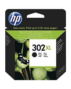 Cartus cerneala HP 302XL, F6U68AE, negru, OfficeJet 3830/3832