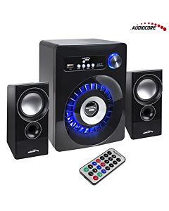 Boxe PC Audiocore AC910 Bluetooth 2.1, FM radio, AUX, USB