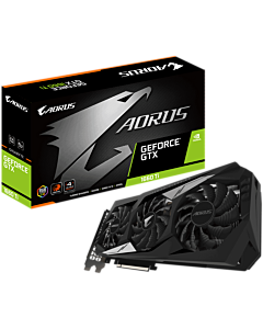 Gigabyte AORUS GeForce GTX 1660 Ti 6G, 6GB GDDR6, 3xDP, HDMI