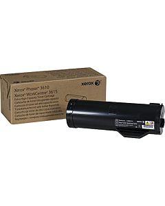 Toner Xerox 106R02732, Negru