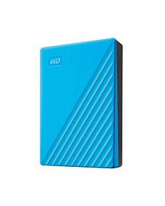 """HDD extern WD, My Passport, 4TB, 2.5"""", USB 3.2, compatibil cu Windows, Albastru"""