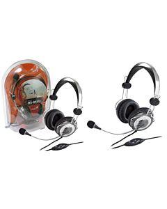 Casti Genius HS-04SU, microfon, noise canceling